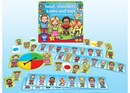 Orchard Toys - Heads Shoulders Knees & Toes