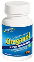 SuperStrength Oreganol P73 - 60,gelcaps