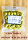 Aurelio Garlic Olives