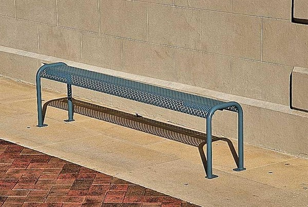 S109 Perforated Metal Seating