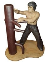 Wooden Dummy Figurine - Limited Edition
