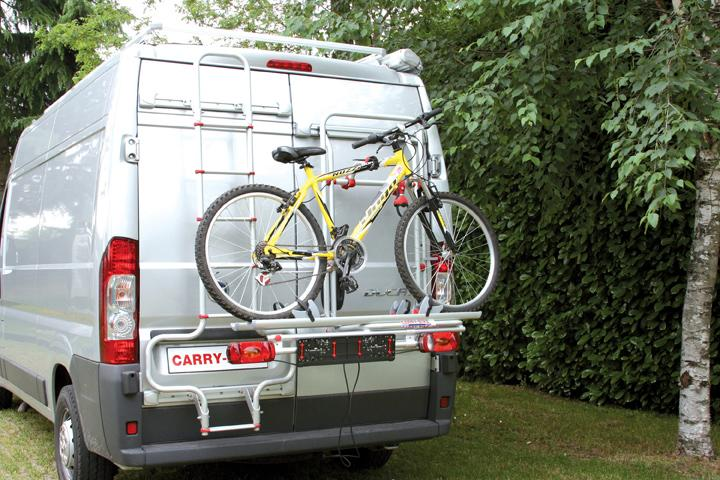 Fiamma Carry Bike 200 Dj Citroen Relay After 2006