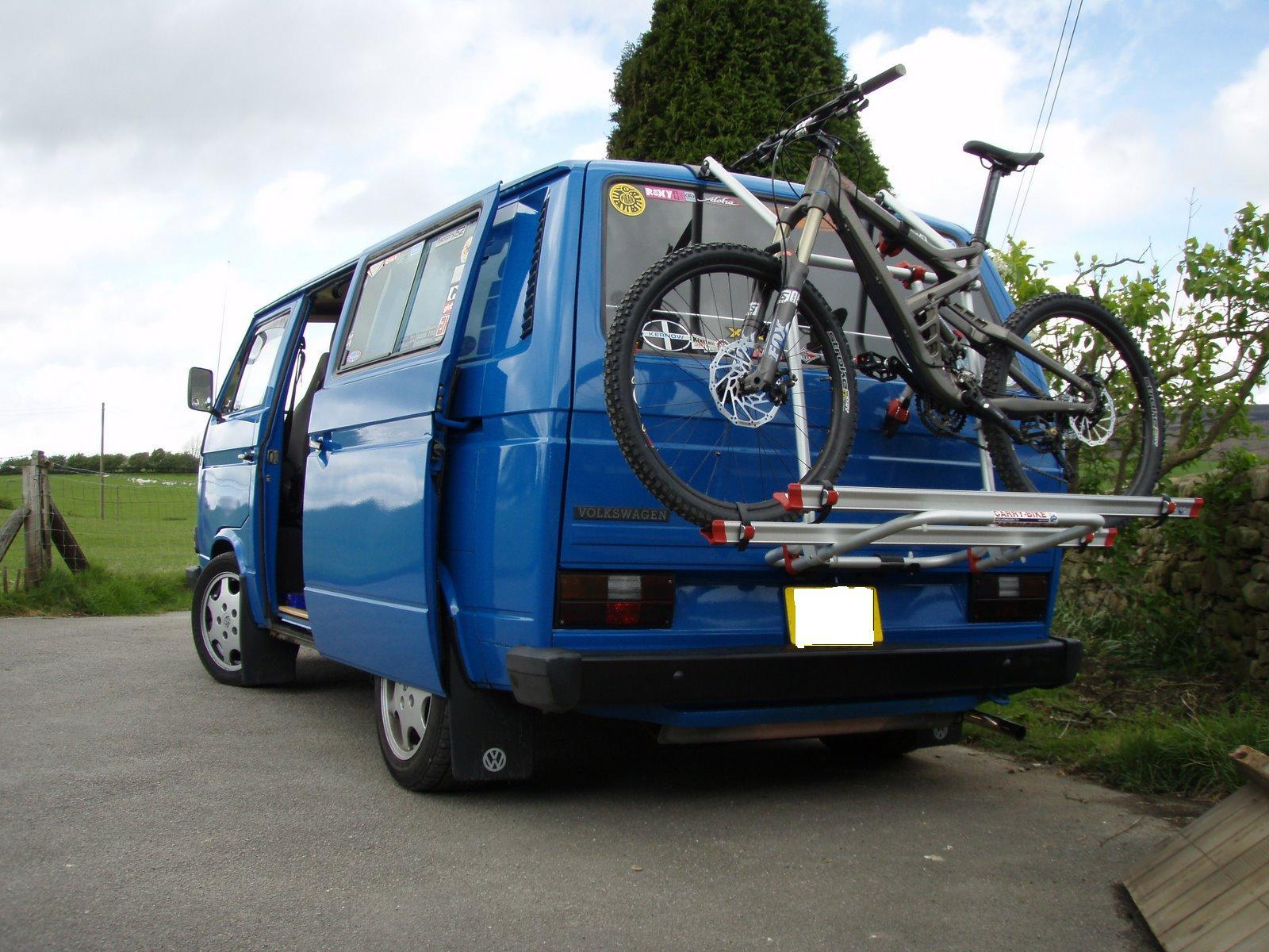 Fiamma Carry Bike Rack For Vw T3 T25 Everything Fiamma