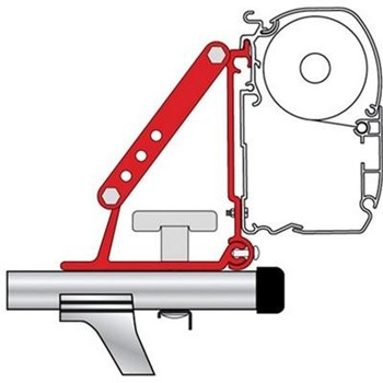 Fiamma F45 awning bracket - Kit Auto