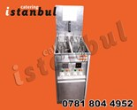 VALENTINE FRYER DOUBLE BASKET DOUBLE TANK ELECTRIC FRYER KEBAB CAFE COFFE TAKEAWAY