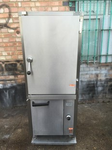 FALCON GAS STEAMER FOR PERI PERI CHICKEN STEAMER COMMERCIAL CATERING EQUIPMENT