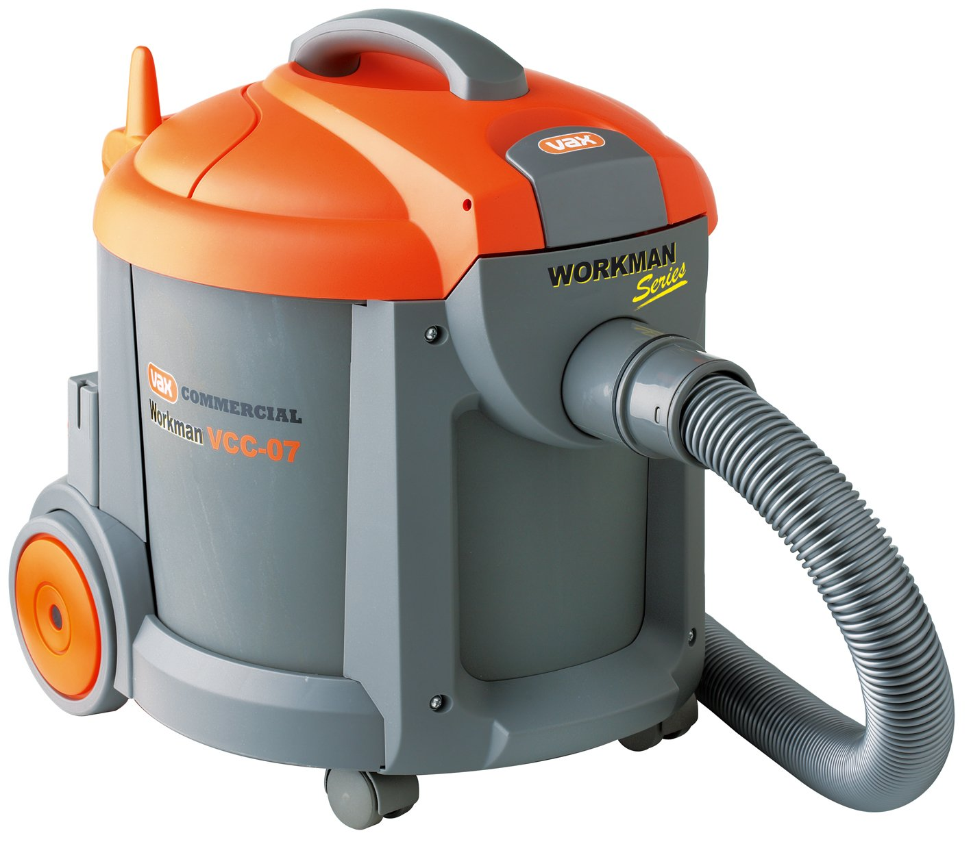 VAX VCC-07 WORKMAN COMMERCIAL VACUUM CLEANER WITH HEPA ...