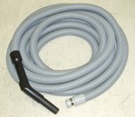 COMPLETE 12 METER DUCTED VACUUM SYSTEM HOSE