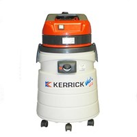 KERRICK VH503PL  industrial wet and dry vacuum cleaner made in Italy. 50 Litre heavy duty PVC tank, by-pass motor, used in the building, construction and hire  industries. **FREE DELIVERY**