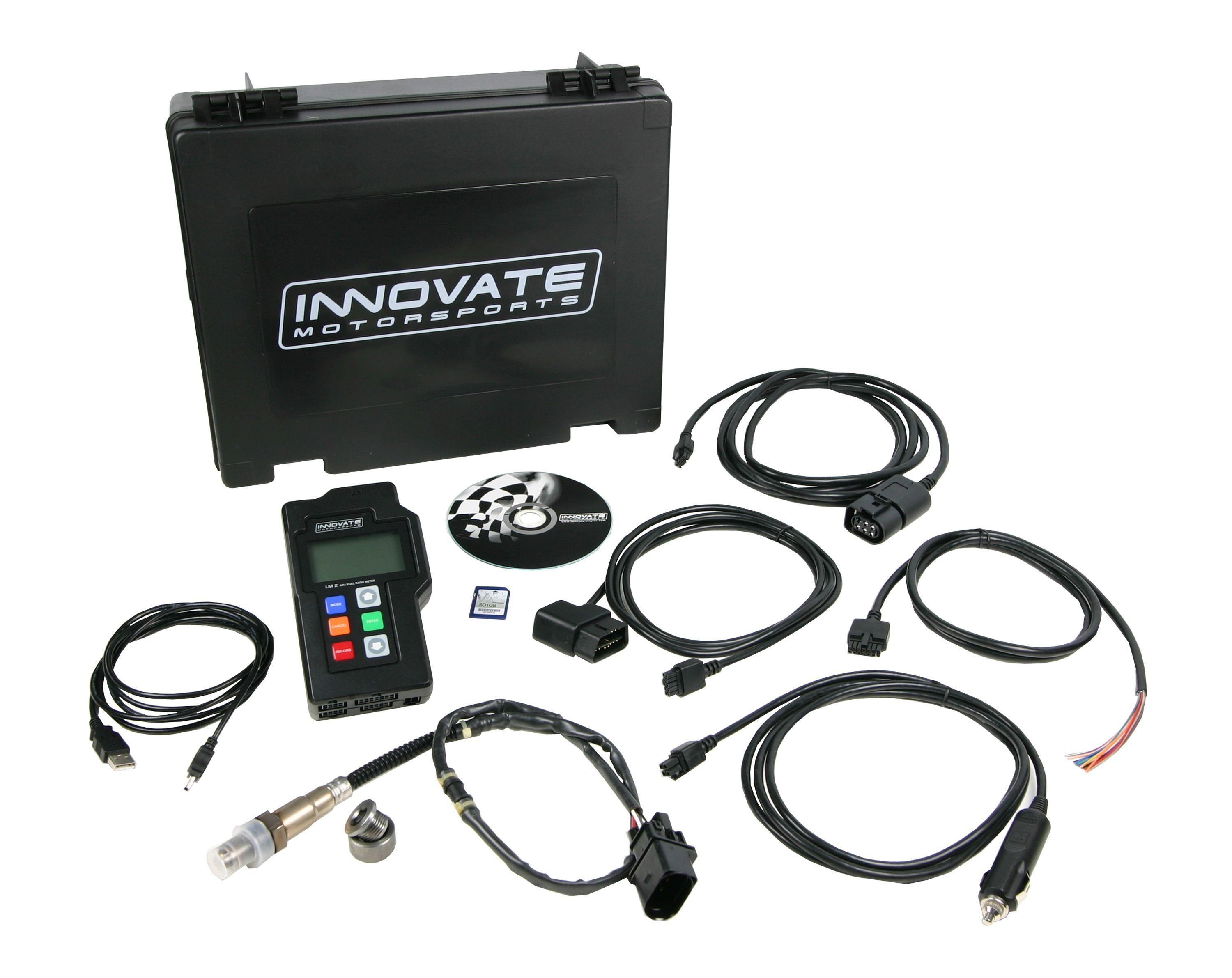 LM-2 Single Channel Kit 3806 LSU4.9 Oxygen Sensor