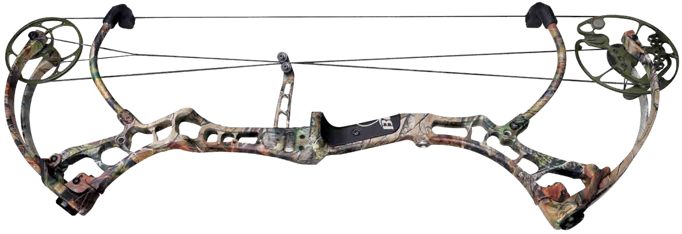Bear Carnage compound bow R/H