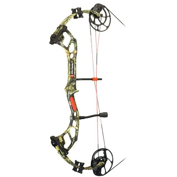 how to set draw length on a compound bow