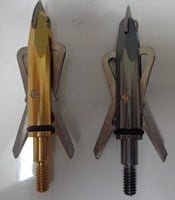 ToPoint Expandable Broadhead 100gr 2 blades each  (like Rage)