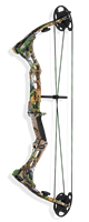 Darton DS614 Black 60# RH compound bow