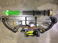 PSE Stinger X Compound Bow Kit