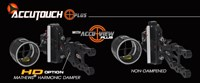 Axcel Accutouch Plus Slider sight with AV scope