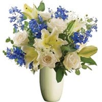 Blue Mist, Bunches From $55