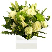 Seasonal Whites, Arrangements From $65