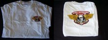 Powell Winged Ripper t-shirt White