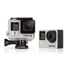 GoPro Hero4 Action Video Camera 4K Black Edition