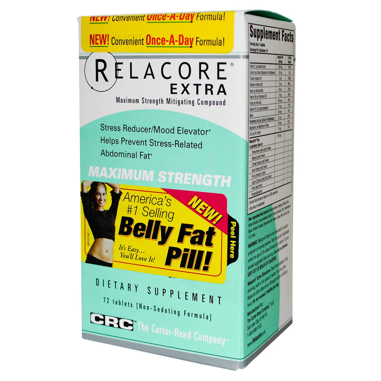 Belly fat pill