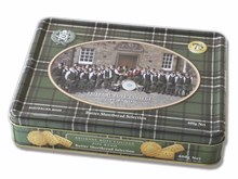 Traditional Scottish Shortbread Tin •  NOW 2 for only $15!