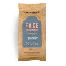 JAK Organic Face Wipes