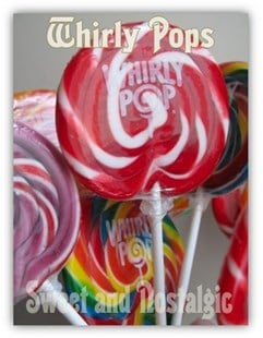 SPECIAL OFFER..Whirly Pop Lollipops