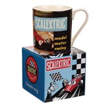 SALE PRICE..Scalextric Ceramic Boxed  Mug