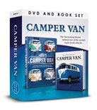 NEW IN.. VW Camper Van DVD and Book Set
