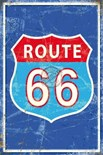 Route 66 - A3 Metal Wall Sign