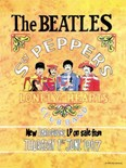 Beatles - Sgt Pepper - Metal Wall Sign (2 sizes)