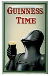 SALE PRICE..Guinness 'Armour' Metal Wall Sign