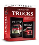 NEW IN.. History of Trucks DVD and Book Set