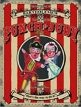 Punch and Judy Seaside Sign  - A5 Metal Sign