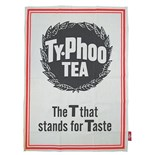 NEW IN..Typhoo Tea Classic Advert - Tea Towel