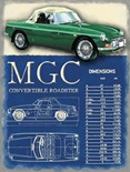 MGC Roadster (1967)- A5 Metal Wall Sign