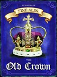 The Old Crown Pub Sign - A3 Metal Wall Sign