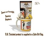 NEW IN.. Audrey Hepburn Mug with/without 1950's Traditional Sweets