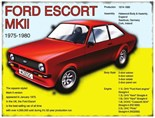 Ford Escort MkII - A5 Sign
