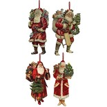 NEW IN.. Victorian Christmas Tree Decorations (8)