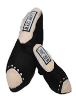 Jimmy Chew Shoe Designer Plush Toy