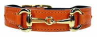 H&R Gucci Style in Tangerine & Gold