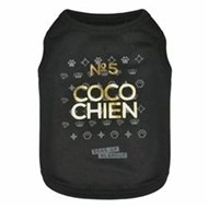 Coco Chien No 5 - Black