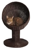 Kitty Ball Bed (Expresso)