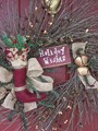 Primitive Stocking Wreath-20