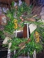 Boxwood/Twig Wreath-22