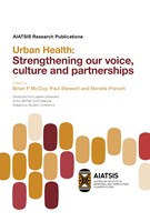 Urban health: strengthening our voice, culture and partnerships