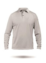 Zhik Mens Long Sleeve ZhikDry™ LT Polo