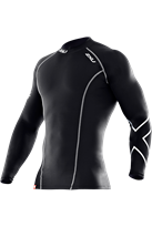 2XU Long Sleeve Compression Top Mens